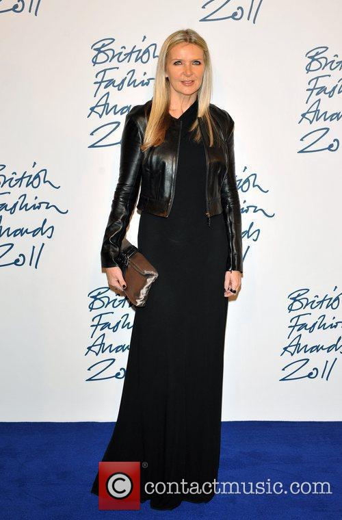Amanda Wakeley 2011 British Fashion Awards held at...