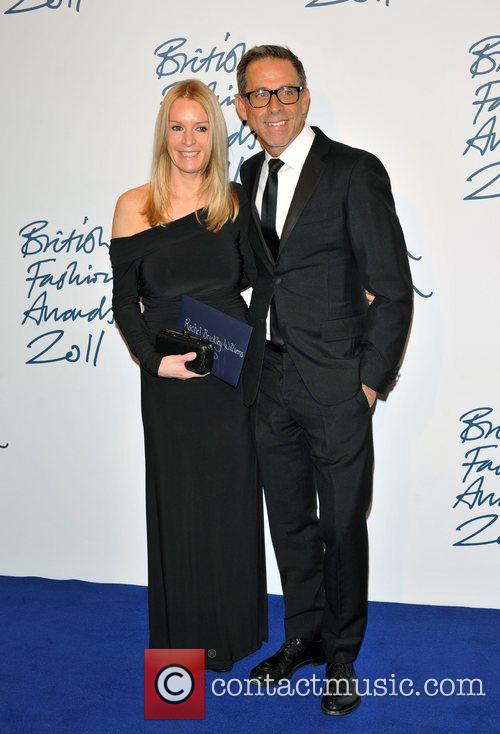 Ben De Lisi 2011 British Fashion Awards held...