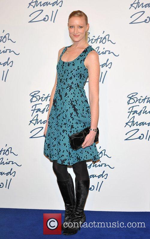 Jade Parfitt 2011 British Fashion Awards held at...