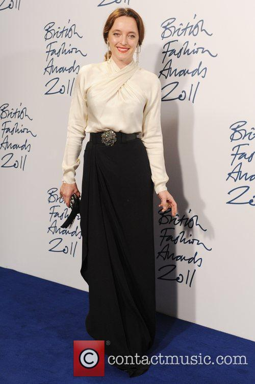 Alice Temperley  2011 British Fashion Awards held...