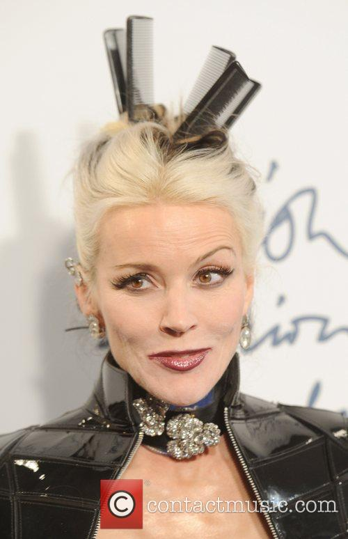 Daphne Guinness  2011 British Fashion Awards held...