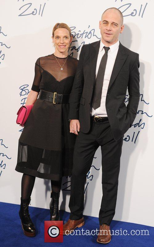 Dinos Chapman  2011 British Fashion Awards held...