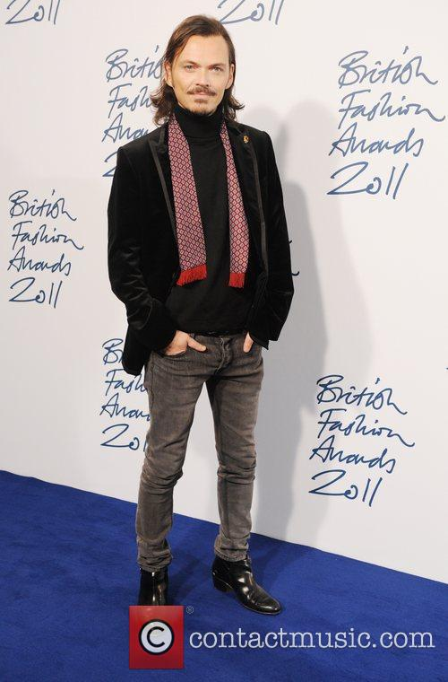 Matthew Williamson  2011 British Fashion Awards held...