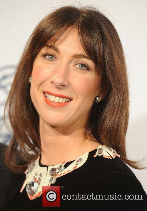 Samantha Cameron  2011 British Fashion Awards held...