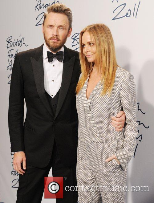 Stella McCartney  2011 British Fashion Awards held...