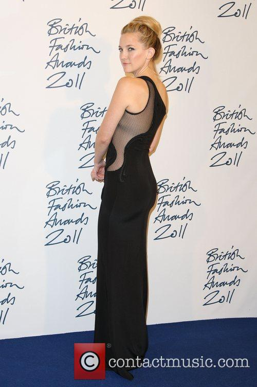 Kate Hudson The British Fashion Awards 2011 held...