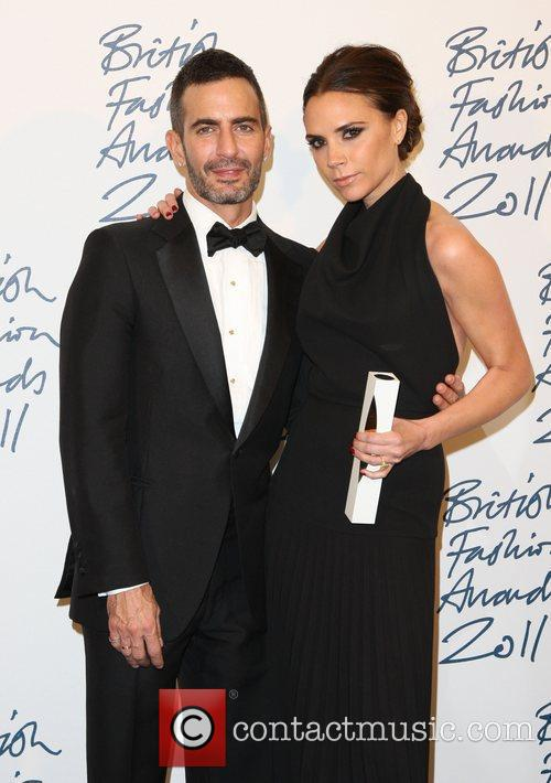 Victoria Beckham and Marc Jacobs 2