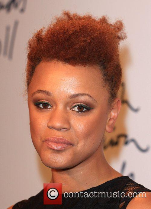 Gemma Cairney The British Fashion Awards 2011 held...