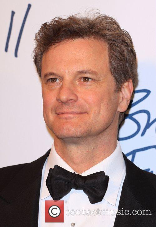 Colin Firth The British Fashion Awards 2011 held...