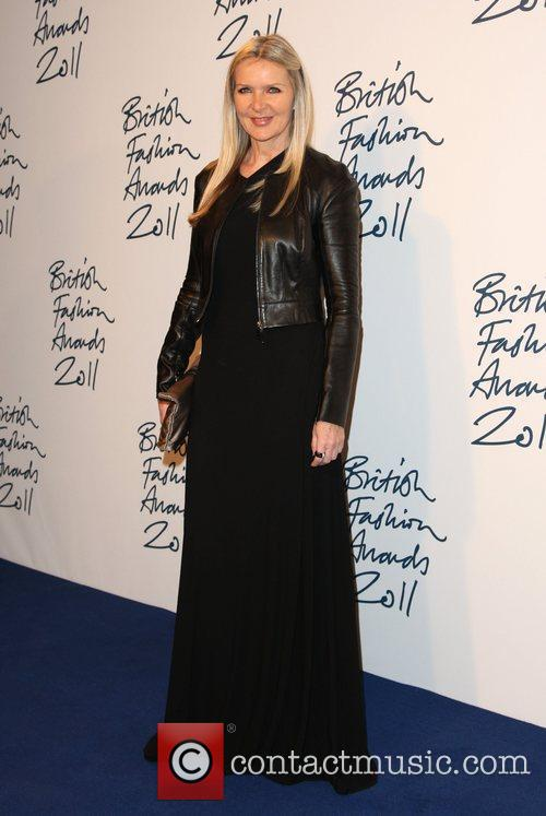 Amanda Wakeley British Fashion Awards 2011 held at...