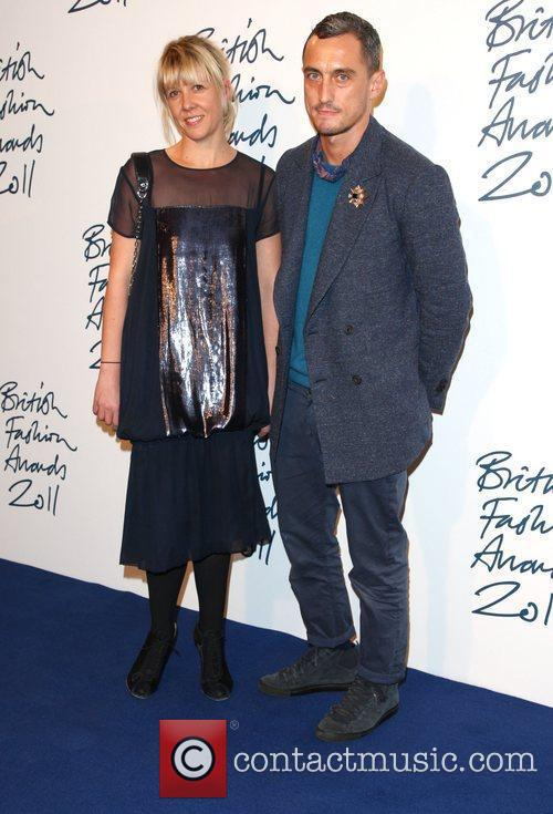 Richard Nicoll British Fashion Awards 2011 held at...