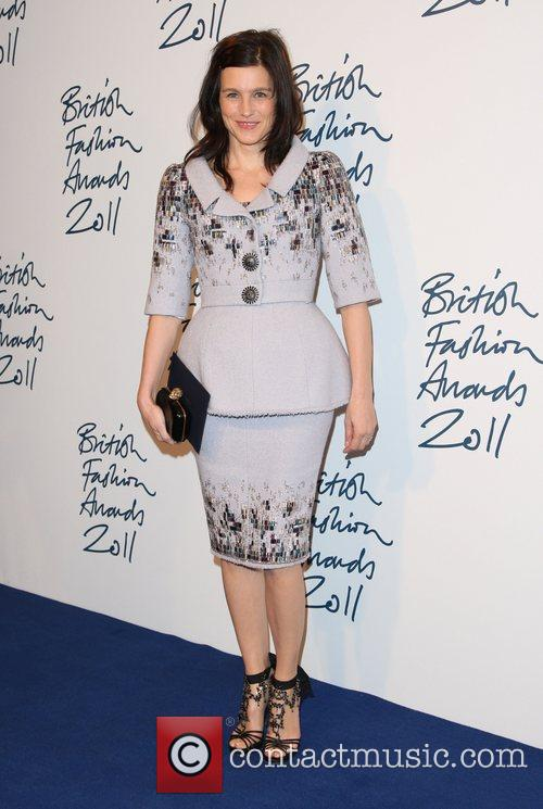 Tabitha Simmons British Fashion Awards 2011 held at...