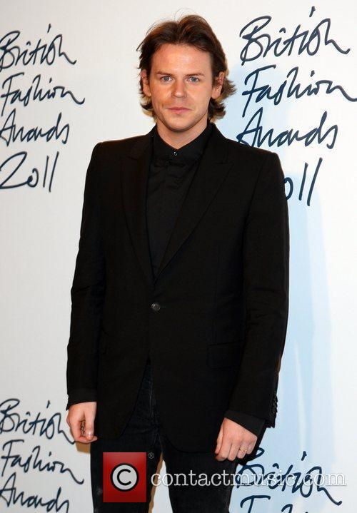 Christopher Kane The British Fashion Awards 2011, held...