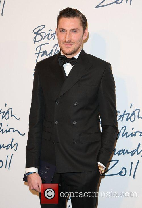 Henry Holland The British Fashion Awards 2011, held...