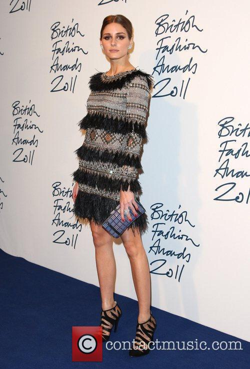 Olivia Palermo The British Fashion Awards 2011, held...