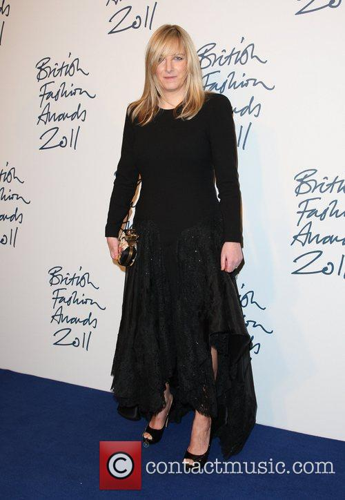 Sarah Burton The British Fashion Awards 2011, held...
