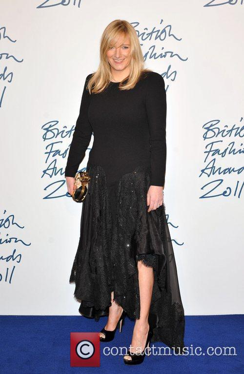 Sarah Burton 2011 British Fashion Awards held at...