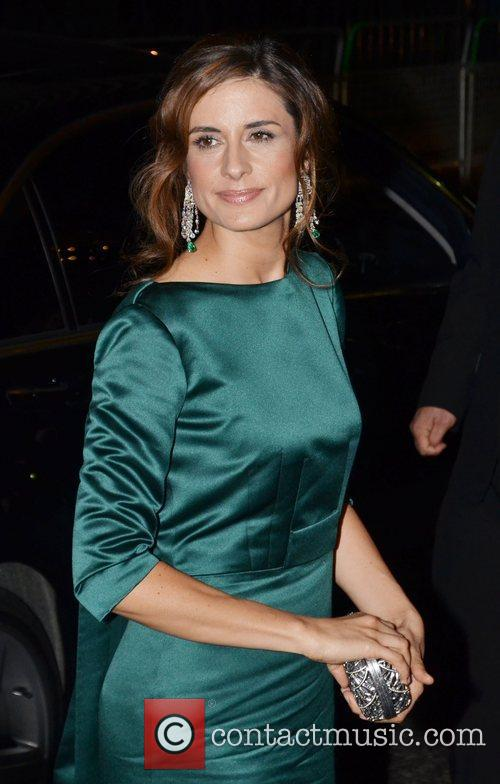 Livia Firth 2011 British Fashion Awards held at...