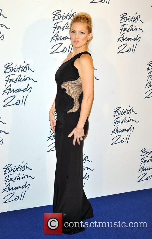 Kate Hudson 2011 British Fashion Awards held at...