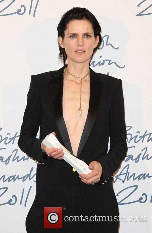 Stella Tennant, Model Award The British Fashion Awards...