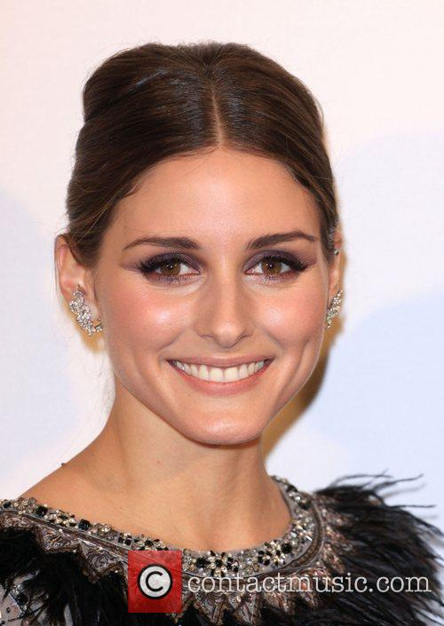 Olivia Palermo British Fashion Awards 2011 held at...