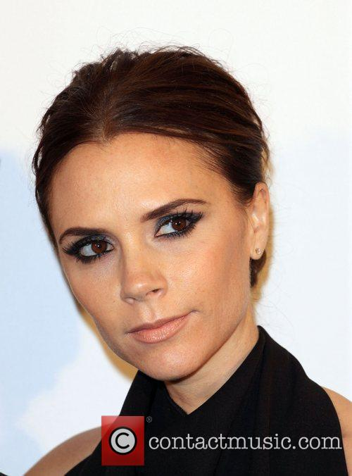 Victoria Beckham British Fashion Awards 2011 held at...