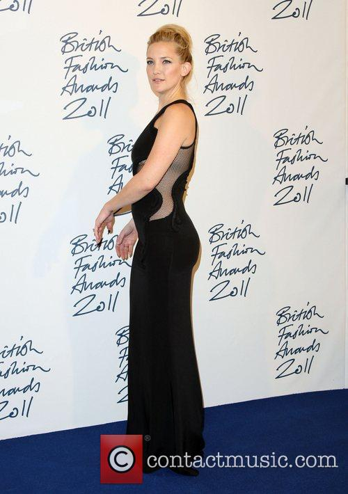 Kate Hudson British Fashion Awards 2011 held at...