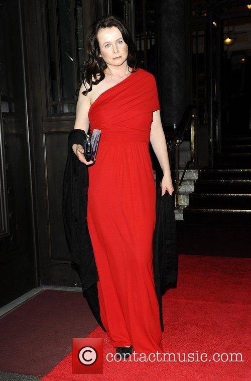 Emily Watson,  at the London Evening Standard...