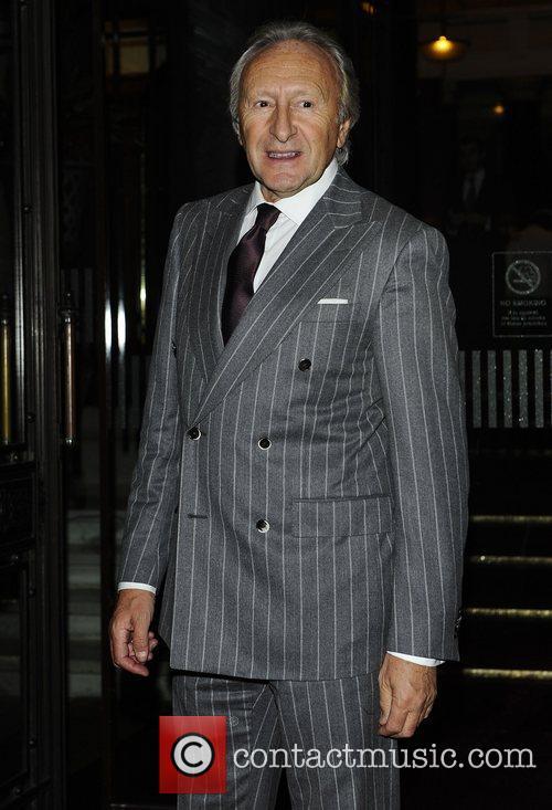 Harold Tillman,  at the London Evening Standard...