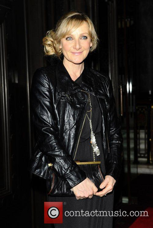 Lesley Sharp,  at the London Evening Standard...