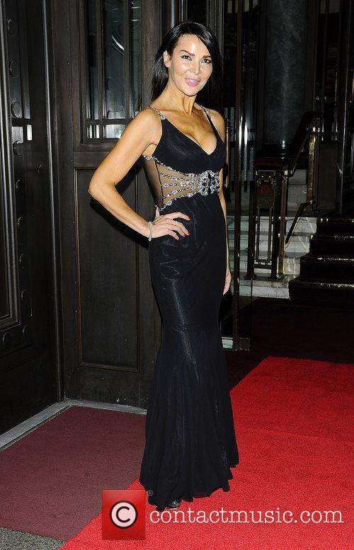 Lizzie Cundy,  at the London Evening Standard...