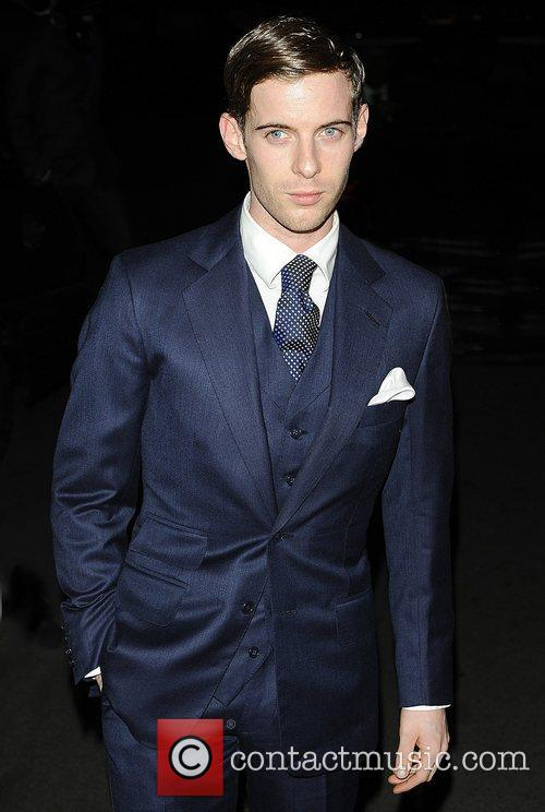 Luke Treadaway,  at the London Evening Standard...