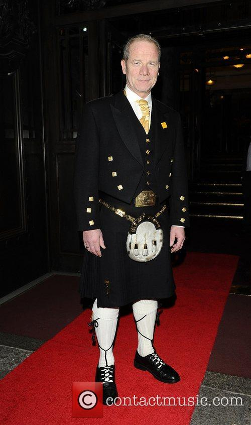 Peter Mullan,  at the London Evening Standard...