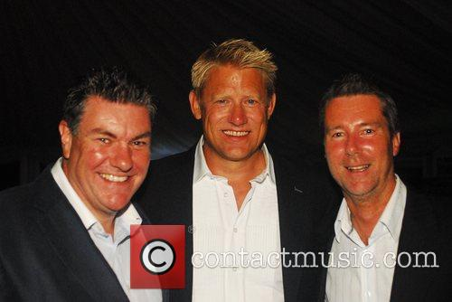Peter Schmeichel and Guests Day Two of The...