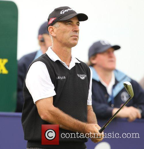 Corey Pavin British Senior Open - Walton Heath...