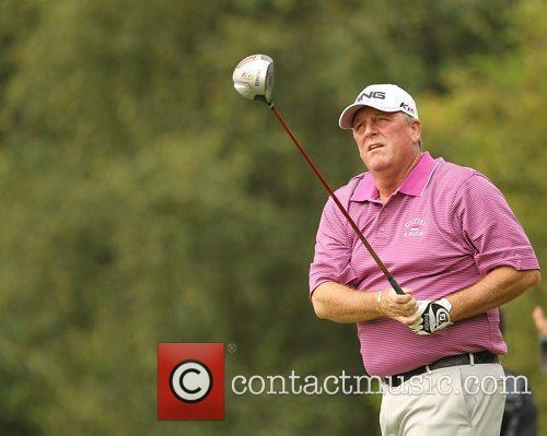 British Senior Open - Walton Heath Golf Course...