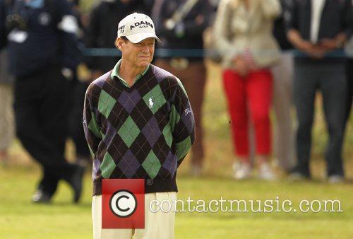 Tom Watson British Senior Open - Walton Heath...