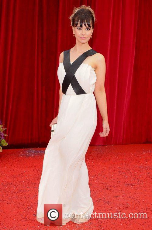 Jessica Fox The British Soap Awards at Granada...