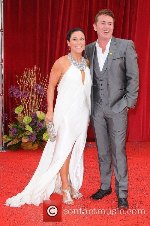 Shane Ritchie, Jessie Wallace The British Soap Awards...