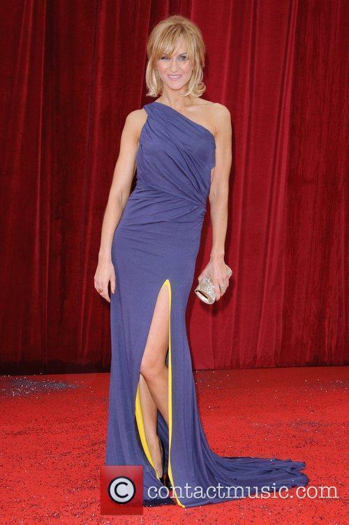 Katherine Kelly The British Soap Awards at Granada...