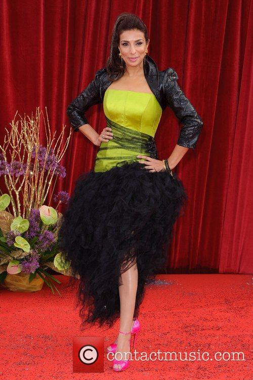 Shobna Gulati The British Soap Awards at Granada...
