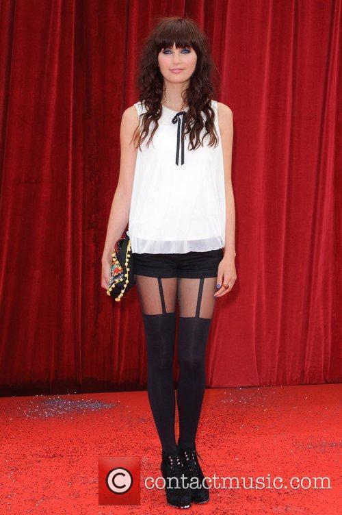 Sophie Powles The British Soap Awards at Granada...
