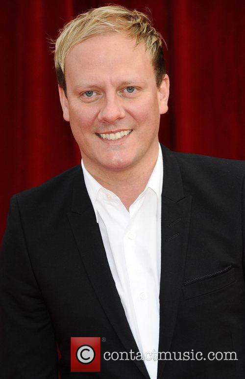 Antony Cotton The British Soap Awards at Granada...