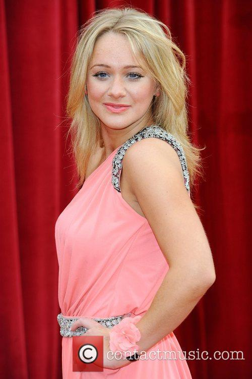 Kirsty-Leigh Porter The British Soap Awards at Granada...