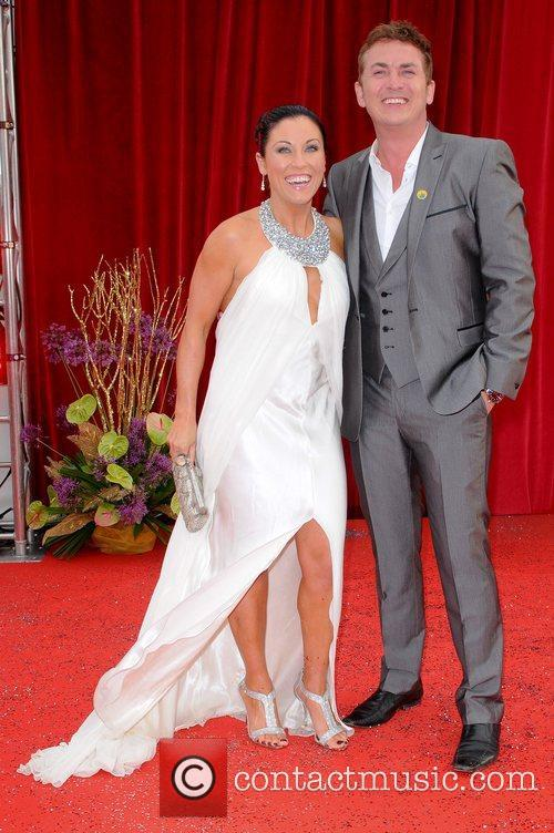 Shane Ritchie and Jessie Wallace The British Soap...
