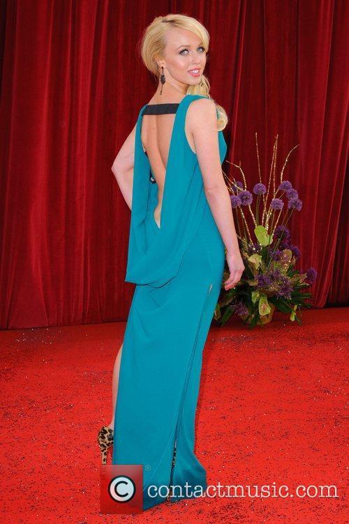 Jorgie Porter The British Soap Awards at Granada...