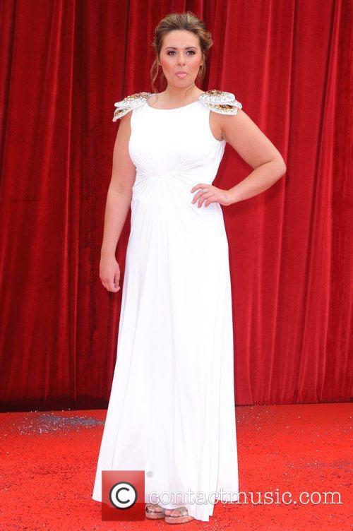 Kelsey Beth-Crossley The British Soap Awards at Granada...