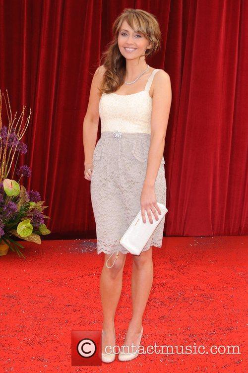 Samia Smith The British Soap Awards at Granada...