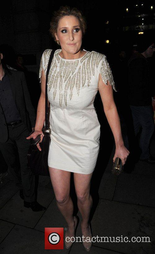 Bronnagh Waugh leaves her hotel to go partying...