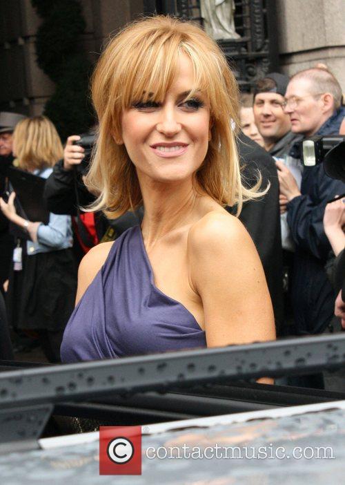 The British Soap Awards at Granada Television Studios...